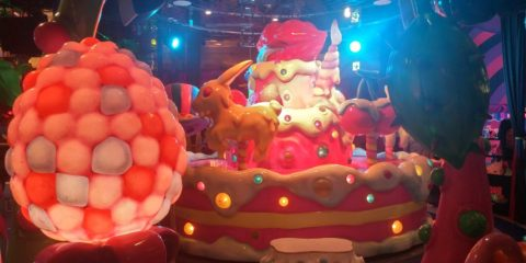 Kawaii Monster Cafe